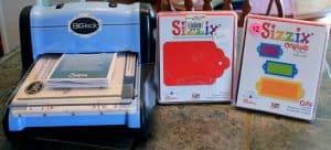 Buying & Using My First Die Cut Machine (Sizzix Big Shot)