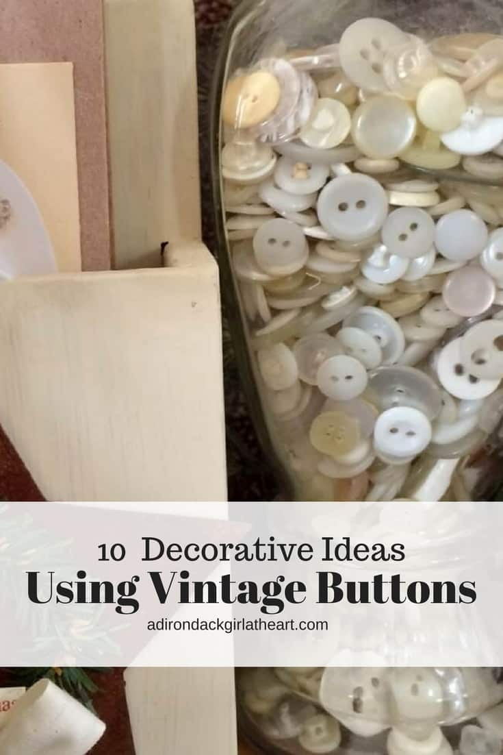10-decorating-ideas-using-vintage-buttons ...