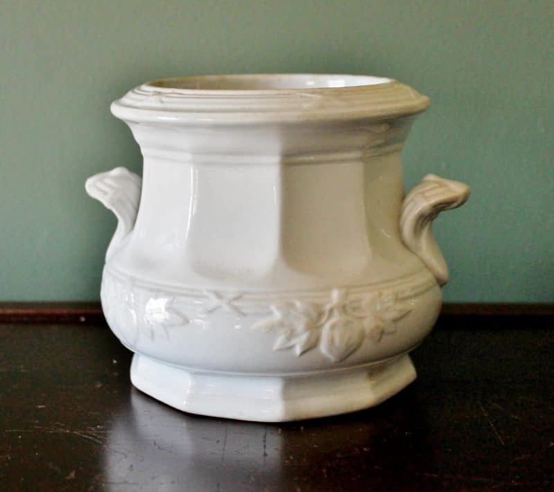 Antique & Vintage Ironstone Pottery Price Guide • Adirondack Girl