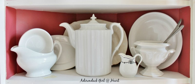 Vintage Ironstone Collection
