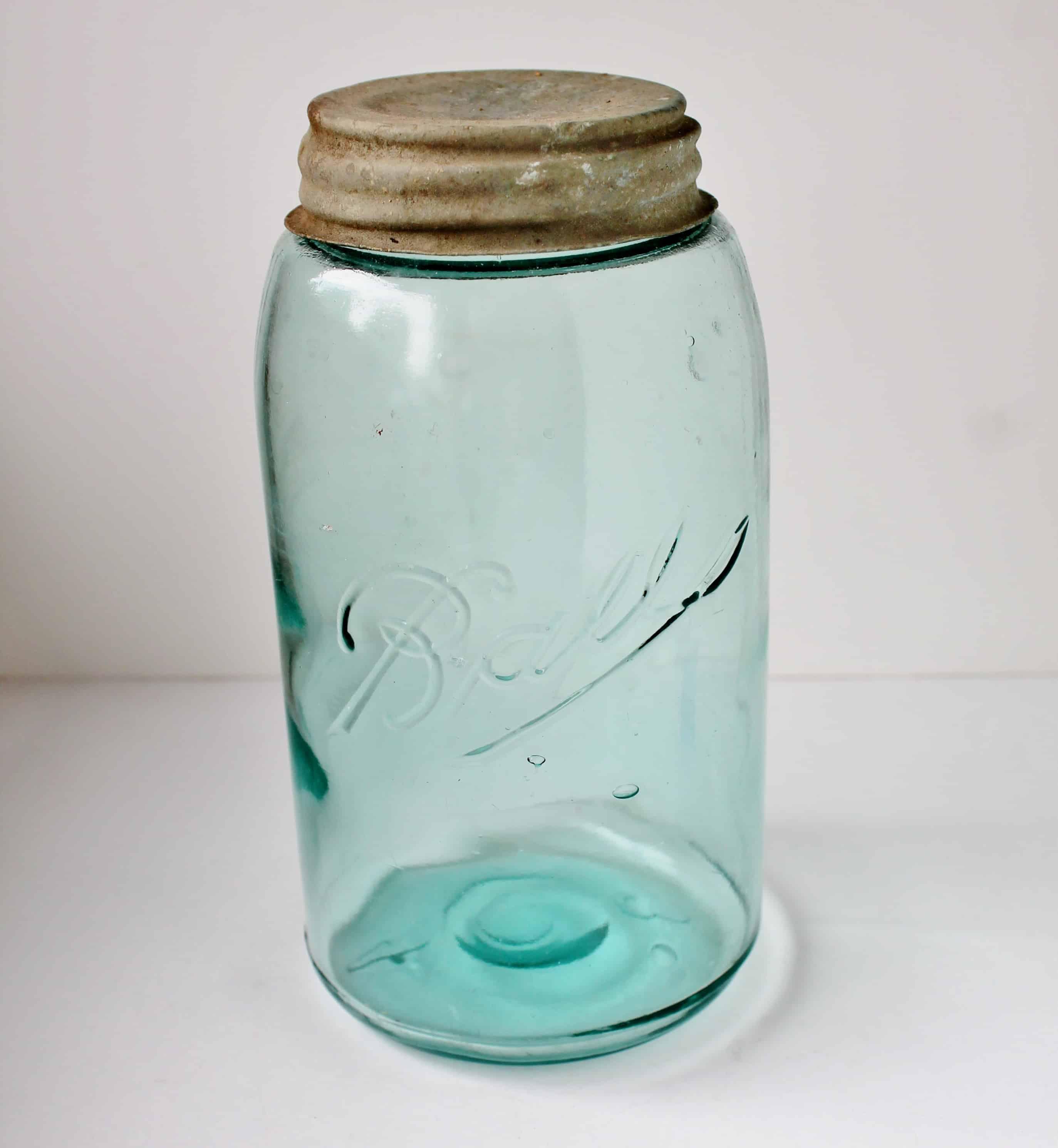 dating vintage ball canning jars