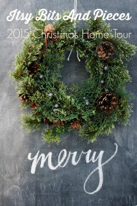 Itsy Bits and PIeces Christmas Home Tour