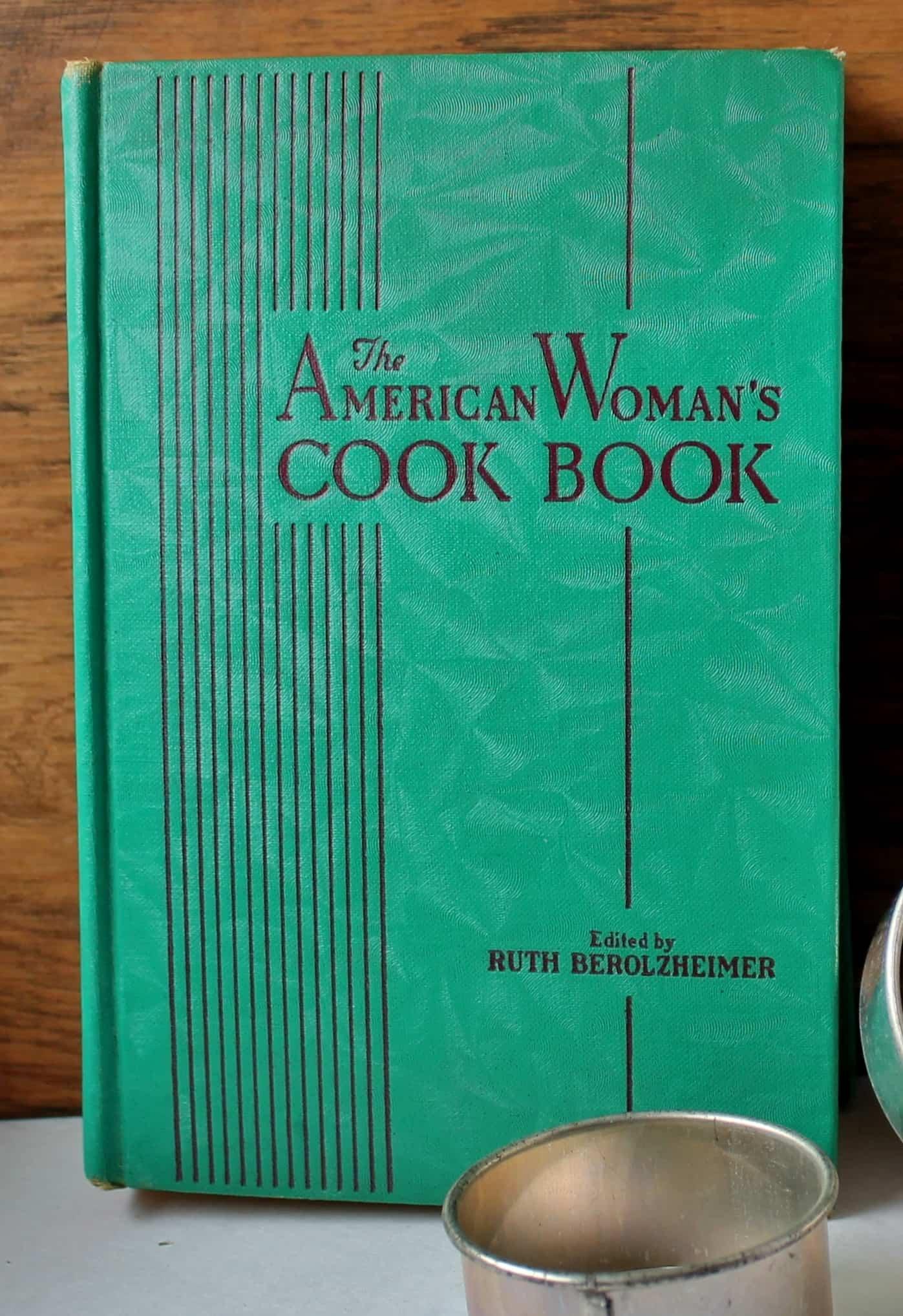 Womans Day Com >> Antique & Vintage Cookbook Price Guide - Adirondack Girl ...