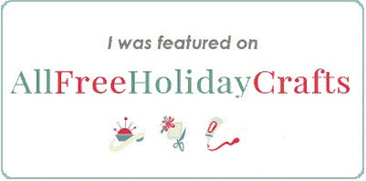 All Free Holiday Crafts Button