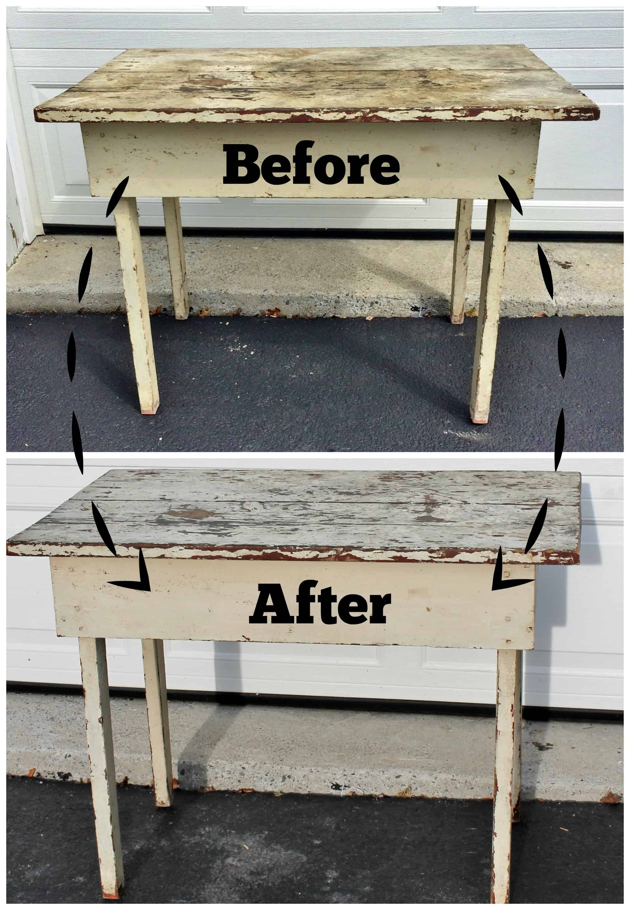 before-and-after-shots-of-grundgy-table
