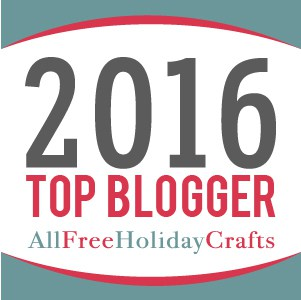 All Free Holiday Crafts Top Blogger Button