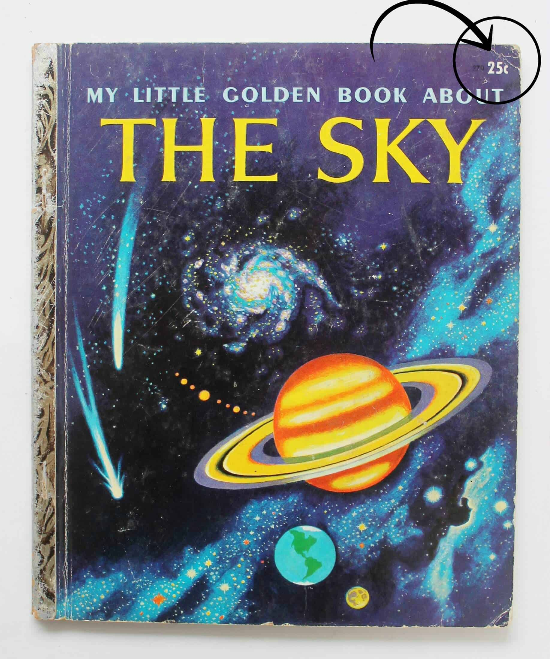 A Cool Collectible: Vintage Little Golden Books