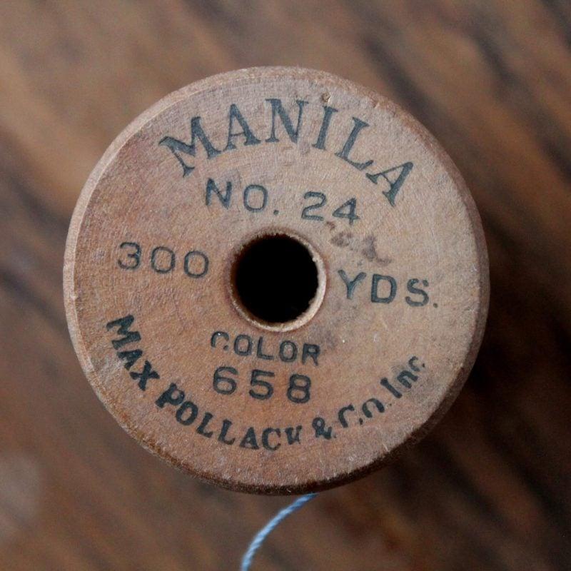 Max Pollack & Co Vintage thread