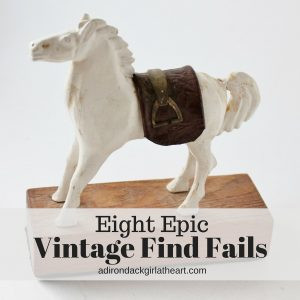 8 Epic Vintage Find Fails adirondackgirlatheart.com