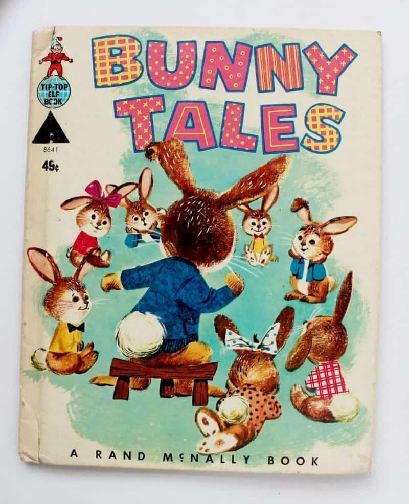 bunny tales children's book