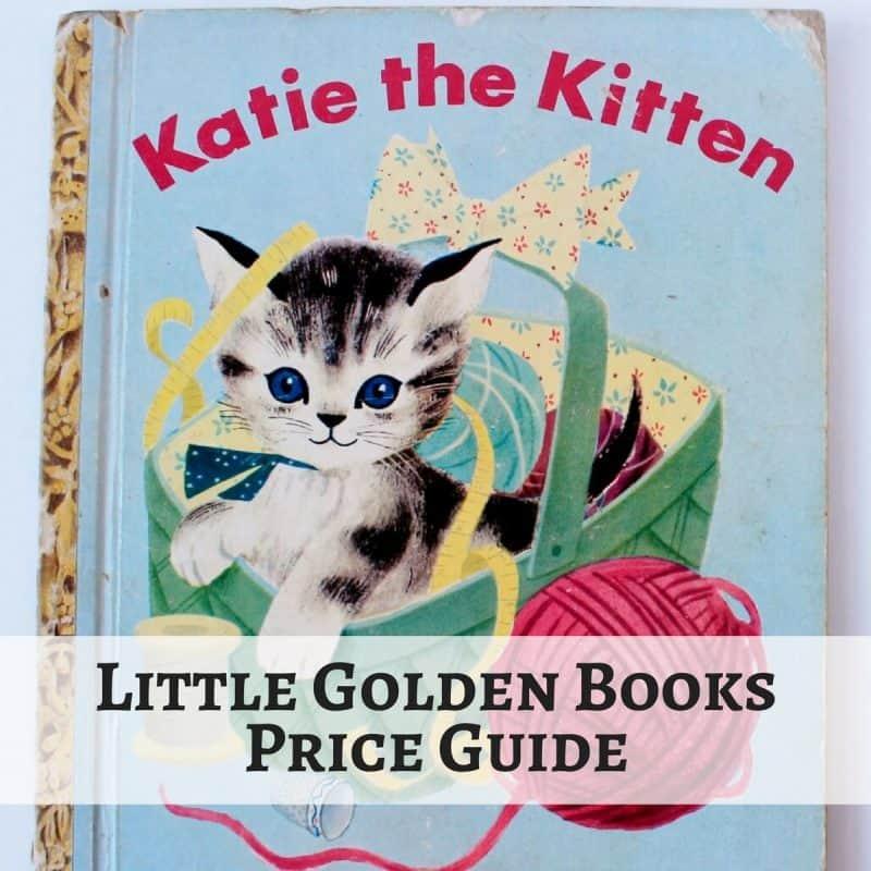 little golden book price guide button
