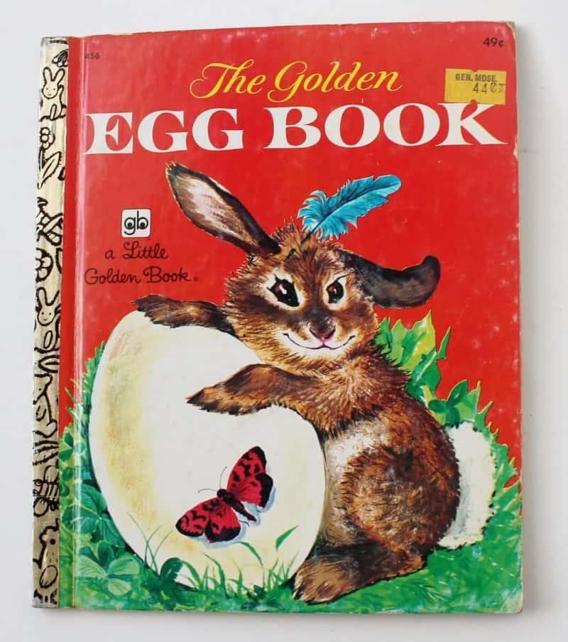 The Egg Book, little golden book
