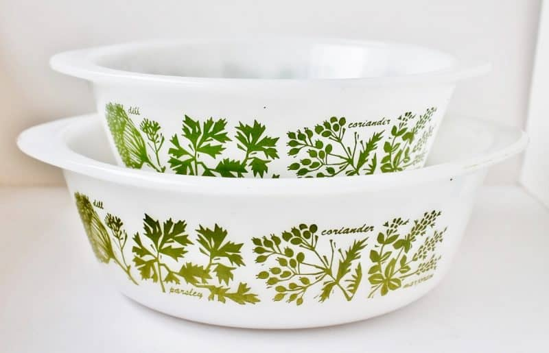 How Much Is 4 Quarts >> Vintage Pyrex Price Guide • Adirondack Girl @ Heart