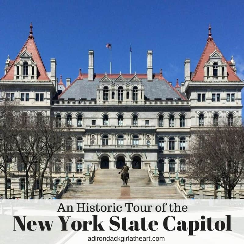 An Historic Tour of the New York State Capitol adirondackgirlatheart.com