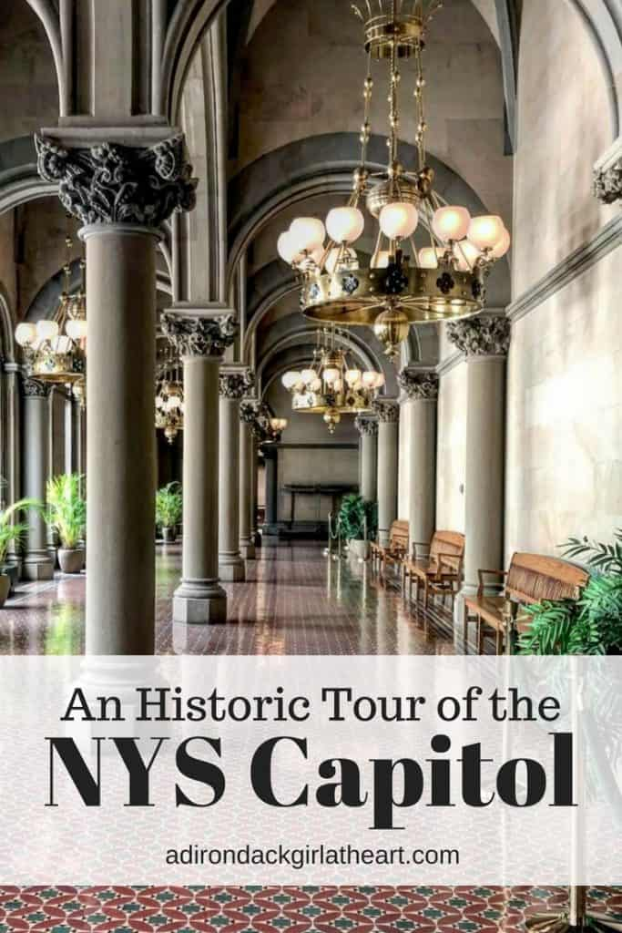 An Historic Tour of the NYS Capitol adirondackgirlatheart.com