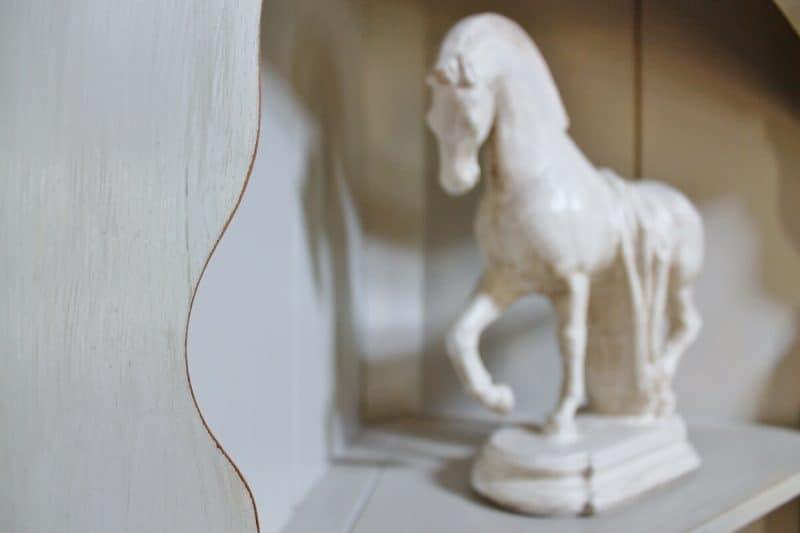 Close up of corner cupboard after vintage makeover (1200x800)