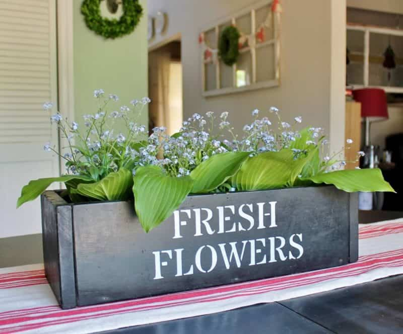 Vintage crate with fresh flowers stencil (1200x996)