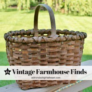 15 Vintage Farmhouse Finds adirondackgirlatheart.com