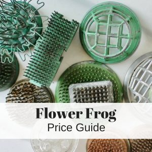 Flower frog price guide