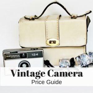 Vintage Camera price guide