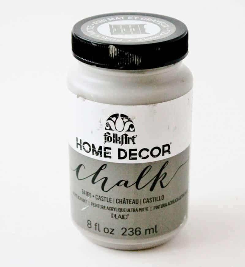 Folk Art Chalk paint