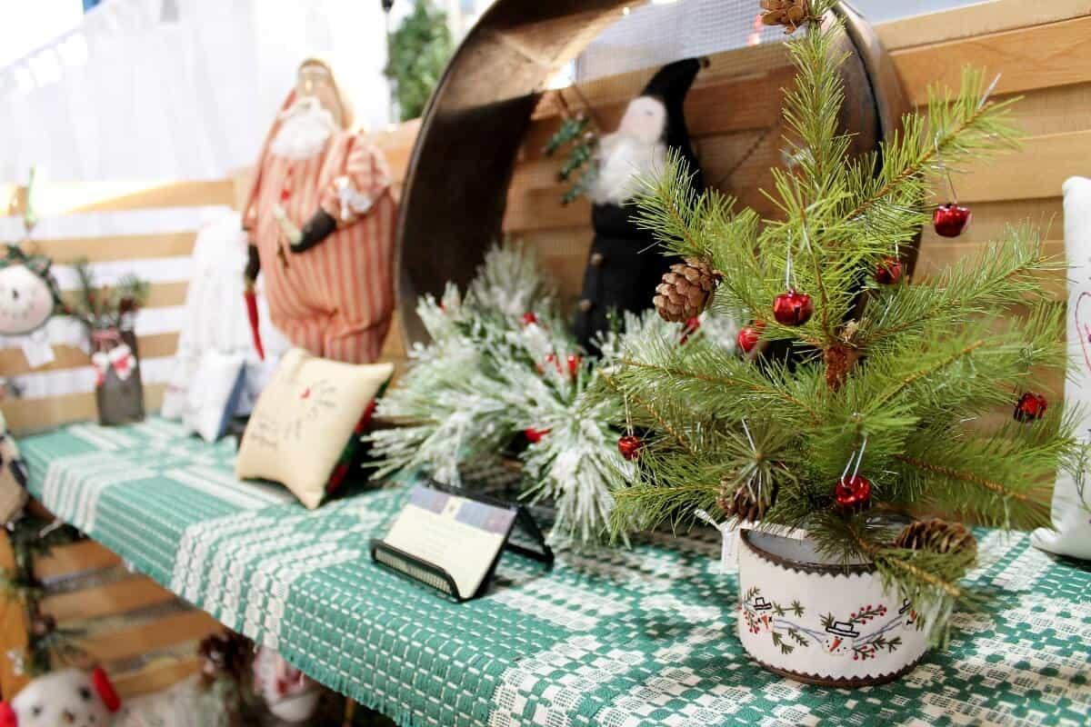 Handmade Primitive Christmas Decorations