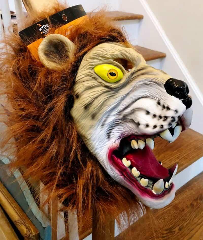 lion maske