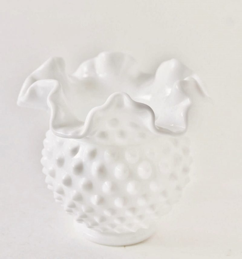 A Guide To Collecting Fenton Glass, Is Milk Glass Worth Anything